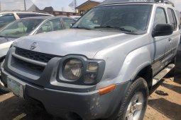 Nigeria Used Nissan Xterra 2004 Model Silver