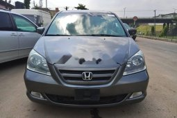Foreign Used Honda Odyssey 2007 Model Gray