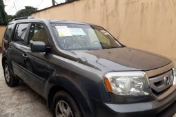 Very Clean Foreign used Honda Pilot 2009