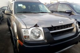 Foreign Used Nissan Xterra 2004Model Green