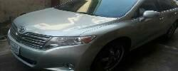 Nigeria Used Toyota Venza 2010 Model Silver