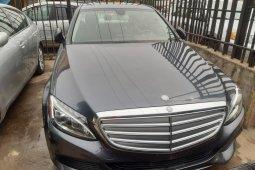 Nigeria Used Mercedes-Benz C300 2015 Model Gray