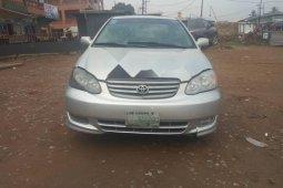 Clean Nigerian used Toyota Corolla 2004