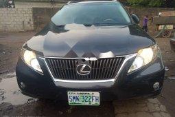 Neat Nigerian used Lexus RX 2010