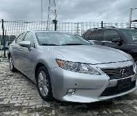Foreign Used Lexus ES 2015 Model Silver
