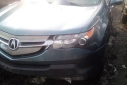Neat Foreign used Acura MDX 2007