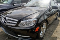 Neat Foreign used 2011 Mercedes-Benz C300