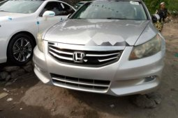 Foreign Used Honda Accord 2009 Model Silver