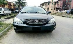 Foreign Used Lexus RX 2005 Model Gray