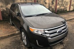 Neat Foreign used 2011 Ford Edge