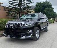 Neat Nigerian used 2018 Toyota Land Cruiser Prado
