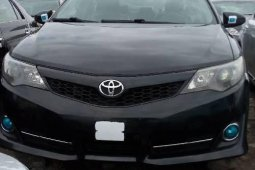 Neat Foreign used 2013 Toyota Camry