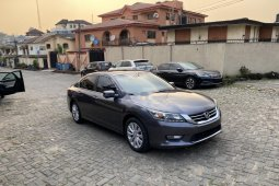 Clean Foreign used Honda Accord 2014