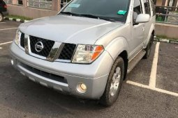 Neat Foreign used 2008 Nissan Pathfinder