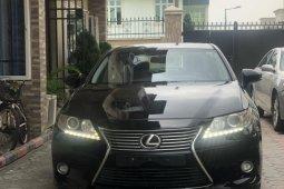 Foreign Used Lexus ES 2015 Model Black