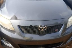 Neat Foreign used 2010 Toyota Corolla