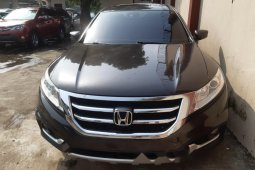 Tokunbo  Honda Accord CrossTour 2013 Model Brown