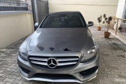 Tokunbo Mercedes-Benz C300 2016 Model Gray