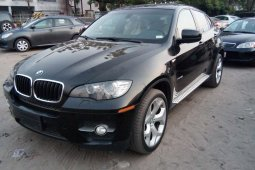 Foreign Used BMW X6 2010 Model Black