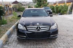 Nigeria Used Mercedes-Benz E350 2008 Model Black