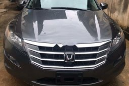 Foreign Used Honda Accord CrossTour 2012 Model Gray
