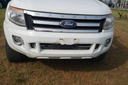Nigeria Used Ford Ranger 2015 Model White