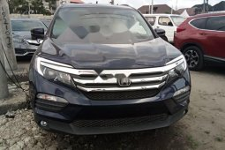 Foreign Used Honda Pilot 2018 Model Blue