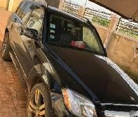 Nigeria Used Mercedes-Benz GLK 2015 Model Black