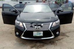 Nigeria Used Toyota Camry 2010 Model Black