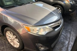 Nigeria Used Toyota Camry 2012 Model Gray
