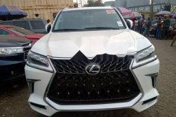 Foreign Used Lexus LX 2016 Model White