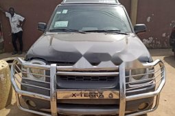 Nigeria Used Nissan Xterra 2004 Model Black