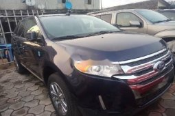 Foreign Used Ford Edge 2011 Model Gray