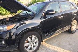 Nigeria Used  Kia Sorento 2012 Model Black