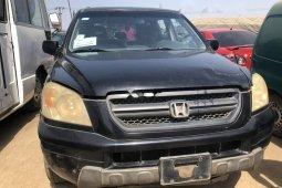 Nigeria Used Honda Pilot 2004 Model Pearl