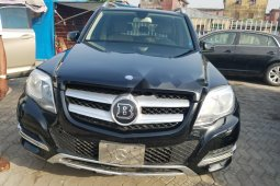 Tokunbo Mercedes-Benz GLK 2010 Model 2010 Model Black