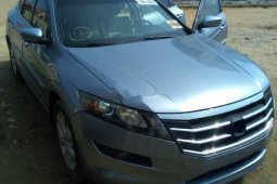 Foreign Used Honda Accord CrossTour 2010 Model Silver