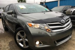 Foreign Used Toyota Venza 2013 Model Green
