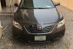 Nigeria Used Toyota Camry 2009 Model Gray