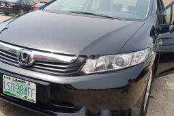 Nigeria Used Honda Civic 2012 Model Black