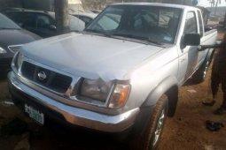 Nigeria Used Nissan Frontier 2002 Model Silver