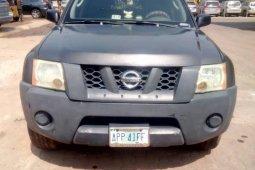 Nigeria Used Nissan Xterra 2006 Model Gray