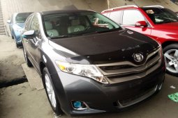 Foreign Used Toyota Venza 2012 Model Gray
