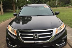 Tokunbo  Honda Accord CrossTour 2013 Model Black
