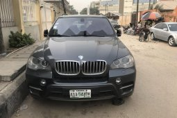 Nigeria Used BMW X5 2013 Model Gray
