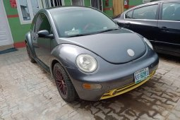 Nigeria Used Volkswagen Beetle 2005 Model 2005 Model Gray