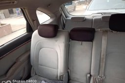 Nigeria Used Hyundai Veracruz 2007 Model Blue