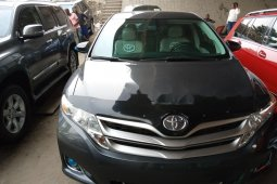 Foreign Used Toyota Venza 2013 Model Black