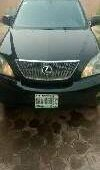 Nigeria Used Lexus RX 2006 Model Black