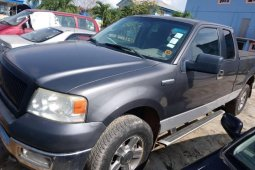 Nigeria Used Ford F-150 2005 Model Gray